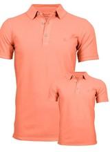 South Beach Polo Kids Fluor Orange