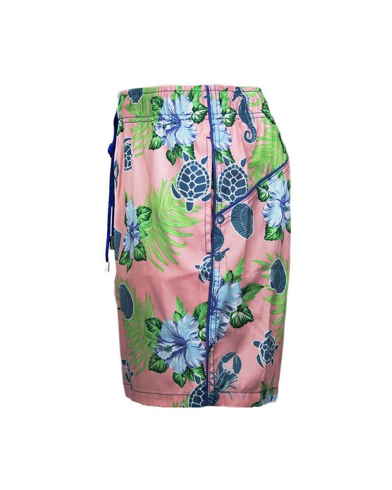 Fiji Badeanzug für Kinder | pink