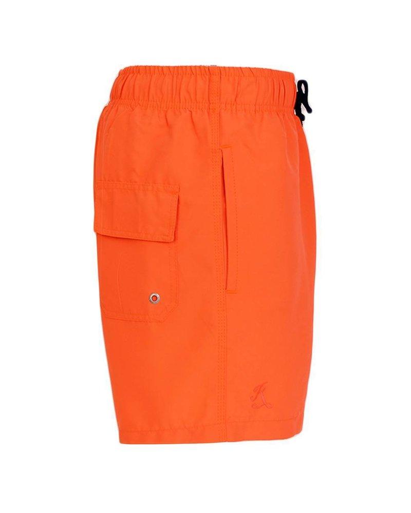 Magic Jungens Badehose | Fluor Orange