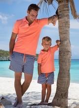 Karibik Vater / Sohn-Stil