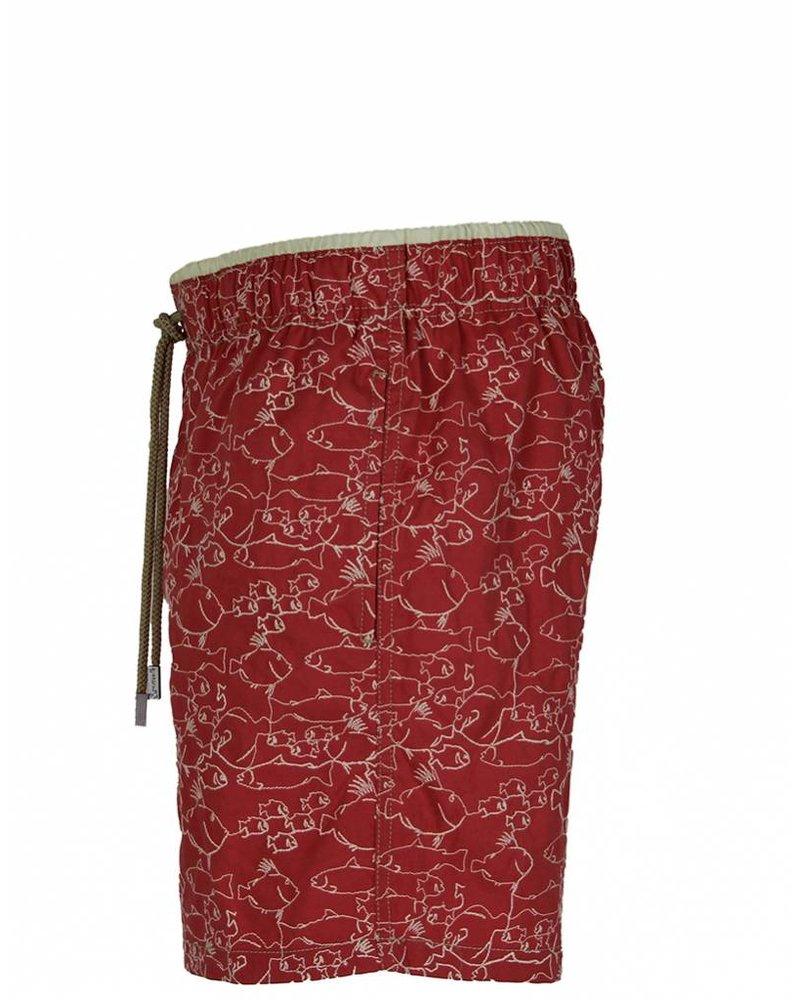 Exuma Badeanzug   Red