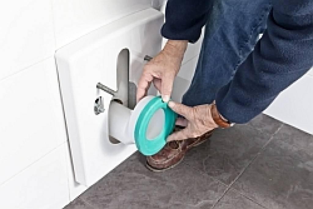 Hangend Toilet Plaatsen : Releveler toiletverhoger voor hangtoilet releveler