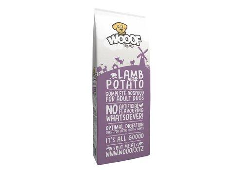 WOOOF glutenfrei Lamm & Kartoffel