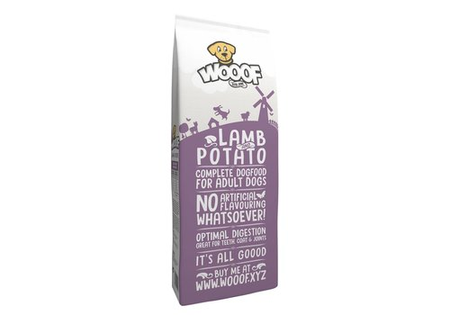 WOOOF Lamm & Kartoffel