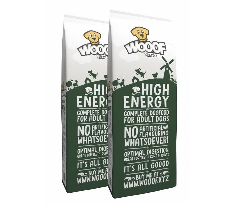 WOOOF High Energy