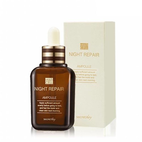 Secret Key Multi Cell Night Repair