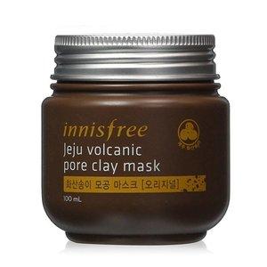 Innisfree Jeju Volcanic Mud Pore Clay Mask