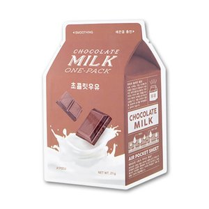 A'pieu Chocolate  Milk One Pack Mask