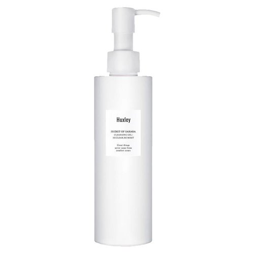 Huxley Cleansing Gel Be Clean Be Moist