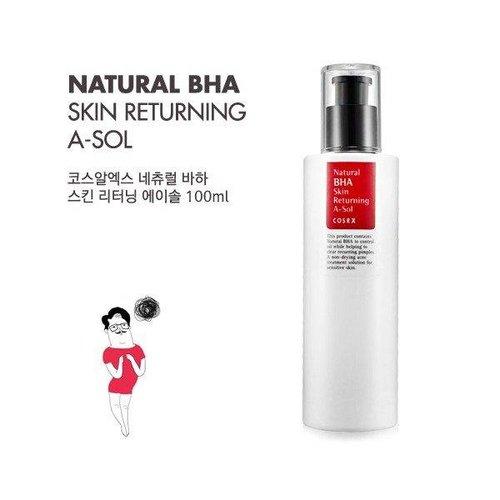 COSRX Natural BHA Skin Returning A-Sol
