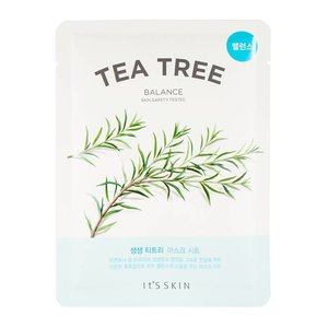 It's Skin The Fresh Mask Sheet Tea Tree