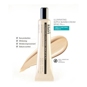 Klairs Illuminating Supple Blemish Cream SPF40++