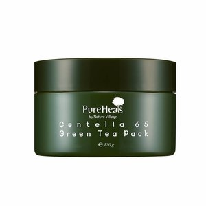 Pure Heal's Centella 65 Green Tea Pack