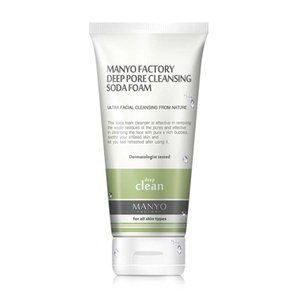Manyo Factory Deep Pore Cleansing Soda Foam