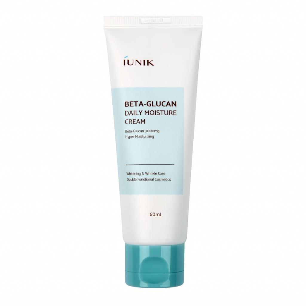 Beta glucan face cream