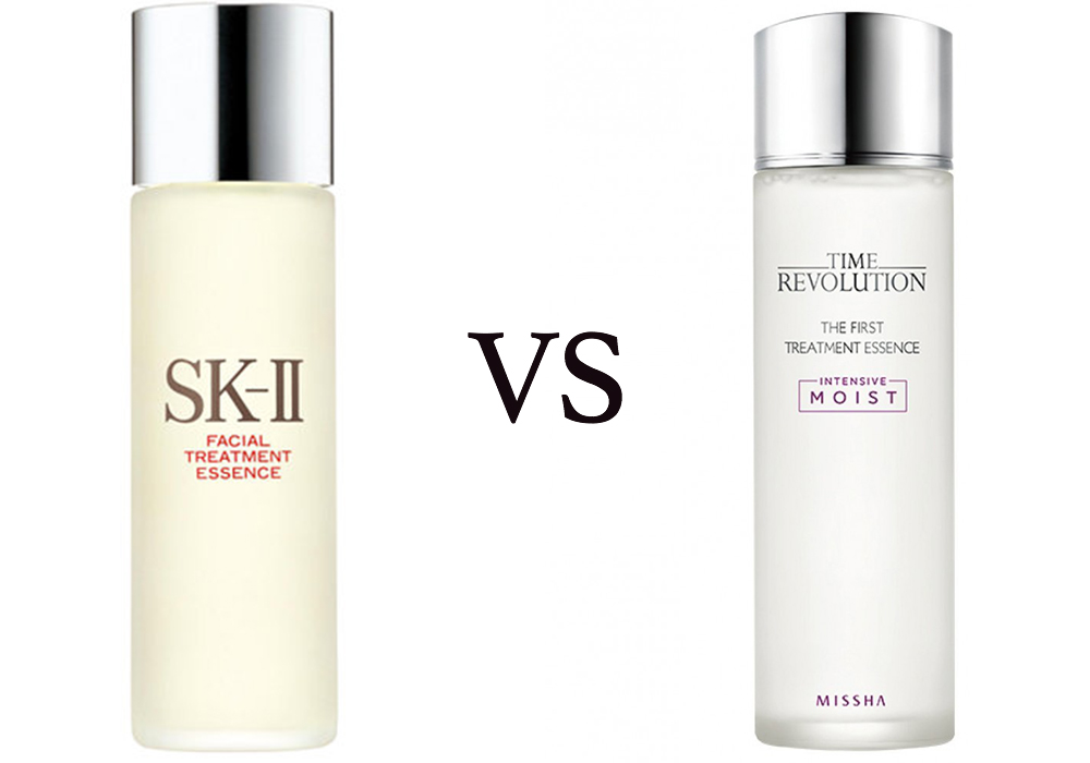 sk2 vs missha treatment essence