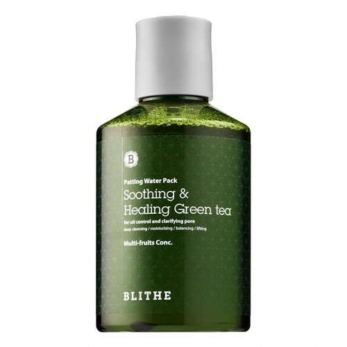Blithe Patting Splash Mask Soothing Green Tea