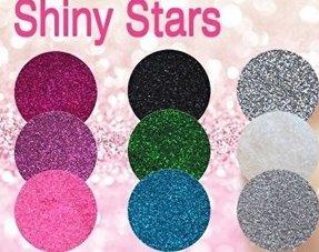 Mermaid Shiny Stars