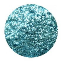 Pailletten  klein Caribbean blue