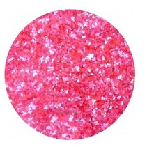 Nail art Pailletten klein Roze