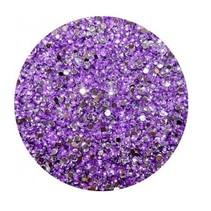 Strass steentjes Licht paars (ca 100 stuks)