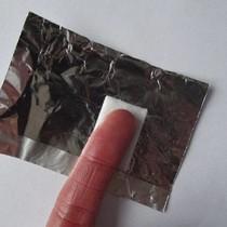 Gellak remover Wraps 10 stuks