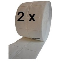 2 x Celstofdeppers (nail wipes)