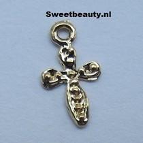 Sierlijke Kruisvormige piercing