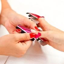Hoe werk je met een nagelsjaboon?