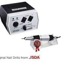 JSDA Nagelfrees JD400 Zwart