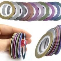 Striping tape Glitter Wit