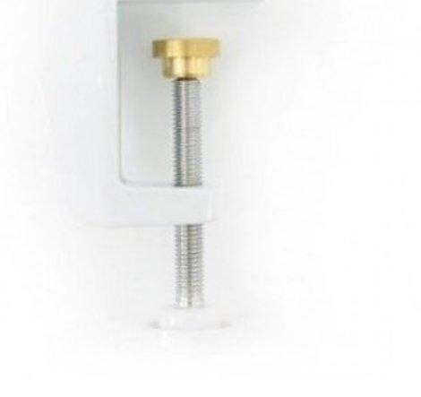 Tafelklem voor loeplamp