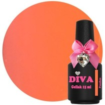 Diva gellak Peaches 15 ml