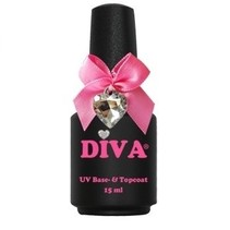 Diva Base & Topcoat 15 ml