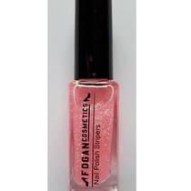 Nailart Striper Roze Glitter