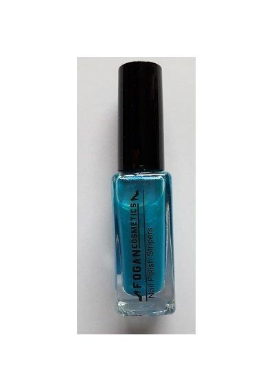 Nailart Striper Metallic Turquoise Sweetbeauty