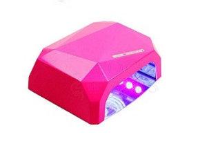 UV/LED/CCFL nagellampen