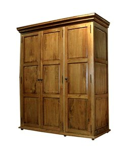 Indah Wardrobe 3 Door