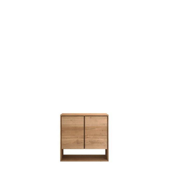 Ethnicraft Oak Oak Nordic sideboard - 2 opening doors