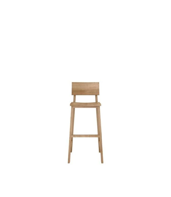 Oak N4 High Chair - New