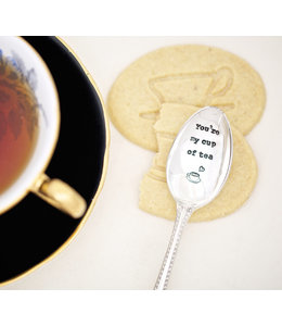 Level 2 Accessories etc Teaspoon - Your my cup of tea