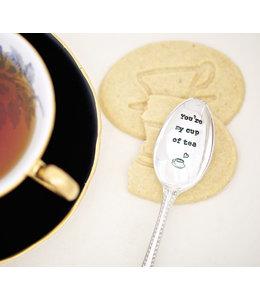 Teaspoon - Your my cup of tea