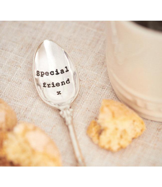 Level 2 Accessories etc Teaspoon Special Friend