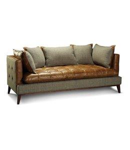 Furniture - UK & Euro Portland 3 Seater Sofa