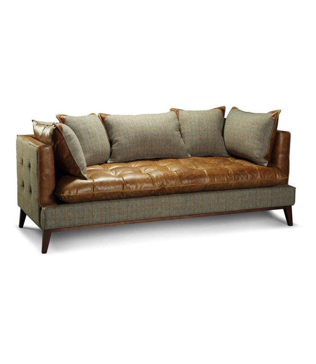 Furniture - UK & Euro Portland 3 Seater Sofa