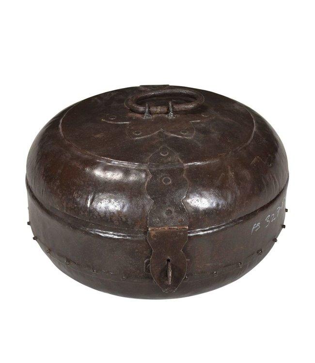 Original Metal Chapati Box
