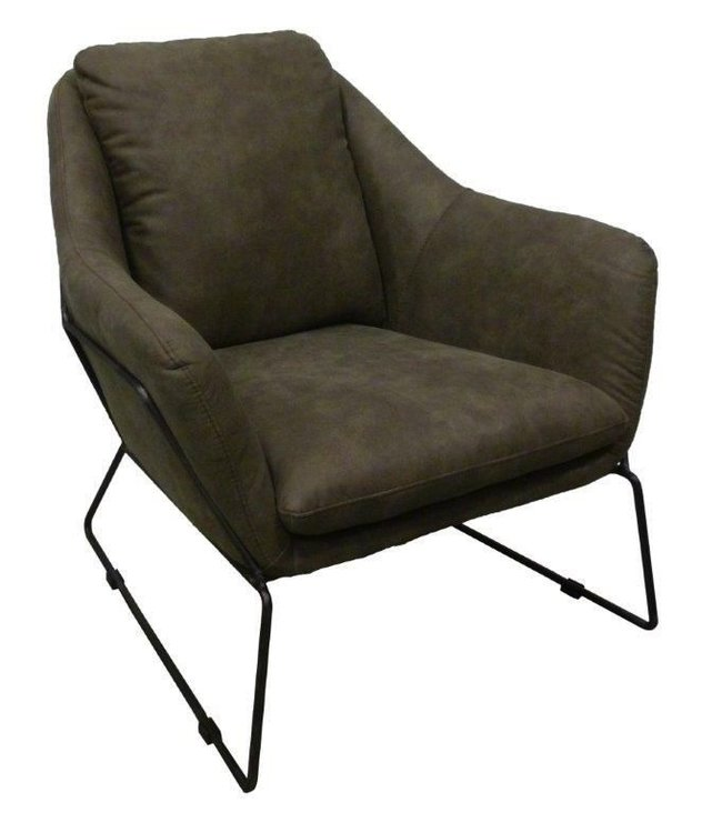 Furniture - UK & Euro Armchair Isabelle old brown