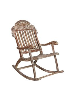 India - Old Furniture Rocking Chair