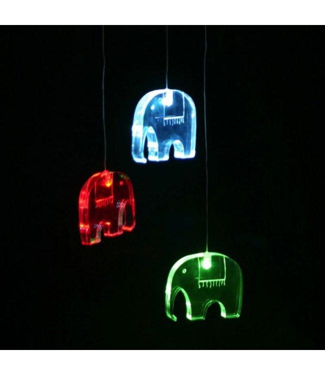 Level 2 Accessories etc Elephant Mobile Lights