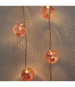 Level 2 Accessories etc Copper Lanterns Battery